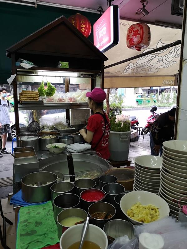 zaew06 Bangkok-曼谷Thonglor站 泰式粿條แซว(Zaew's Noodles) Q彈爽口好味道