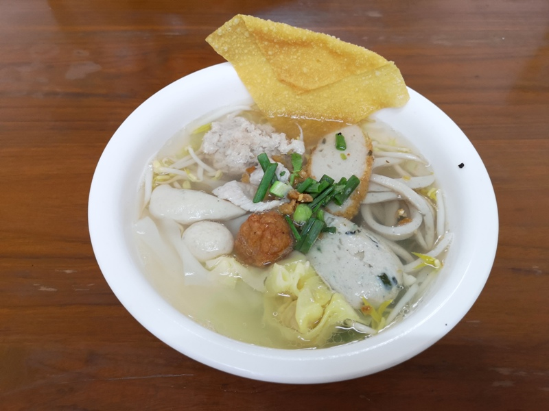 zaew09 Bangkok-曼谷Thonglor站 泰式粿條แซว(Zaew's Noodles) Q彈爽口好味道