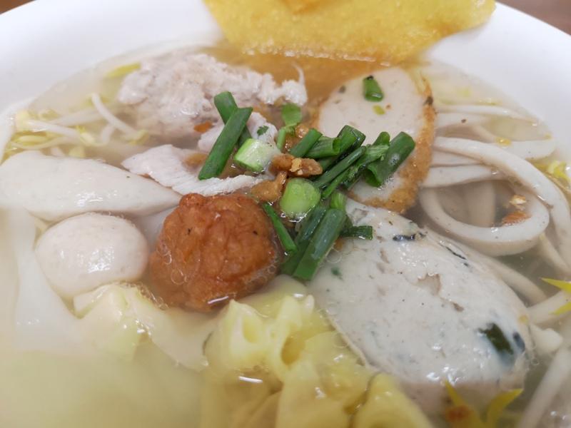 zaew10 Bangkok-曼谷Thonglor站 泰式粿條แซว(Zaew's Noodles) Q彈爽口好味道