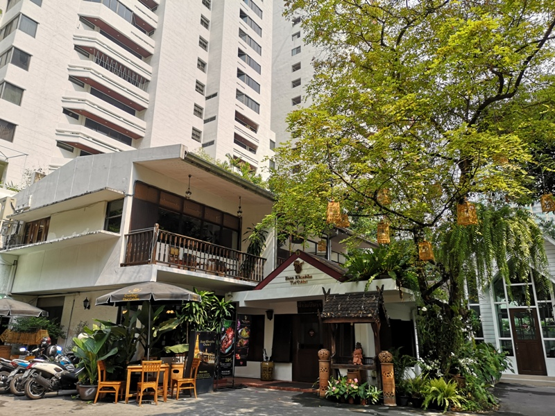 baanthai02 Bangkok-Baan Khanitha Thai Cuisine環境優雅 曼谷米其林推薦泰式美食