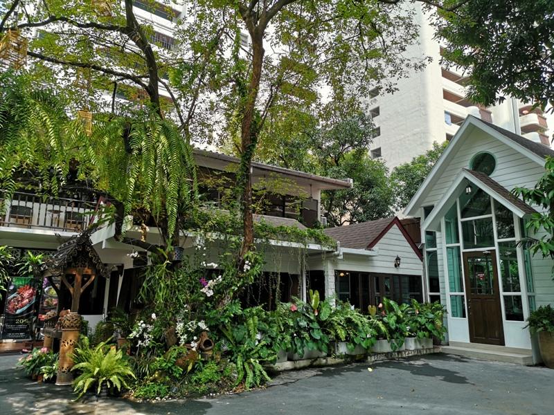 baanthai03 Bangkok-Baan Khanitha Thai Cuisine環境優雅 曼谷米其林推薦泰式美食