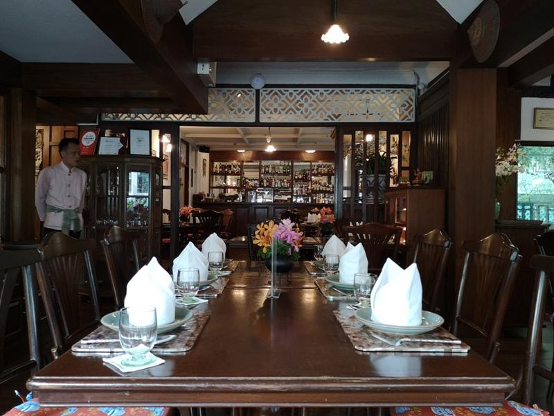 baanthai09 Bangkok-Baan Khanitha Thai Cuisine環境優雅 曼谷米其林推薦泰式美食