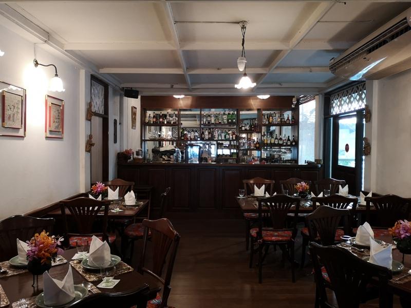 baanthai10 Bangkok-Baan Khanitha Thai Cuisine環境優雅 曼谷米其林推薦泰式美食