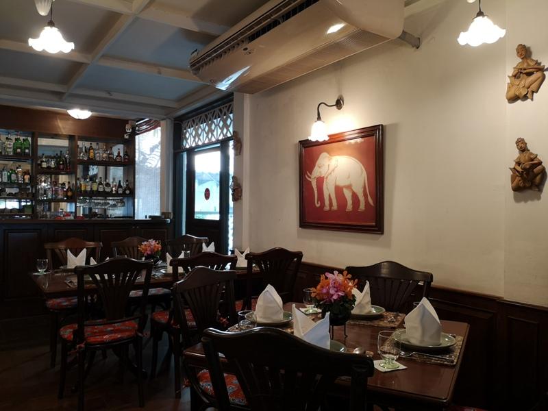baanthai11 Bangkok-Baan Khanitha Thai Cuisine環境優雅 曼谷米其林推薦泰式美食