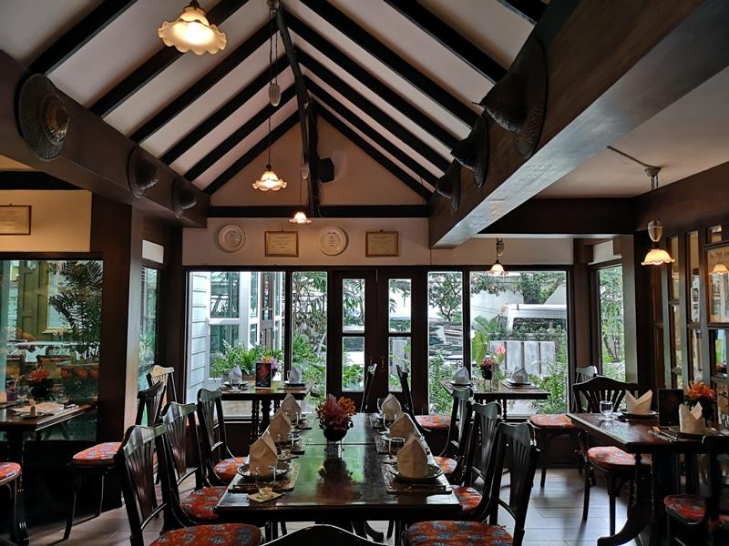 baanthai12 Bangkok-Baan Khanitha Thai Cuisine環境優雅 曼谷米其林推薦泰式美食