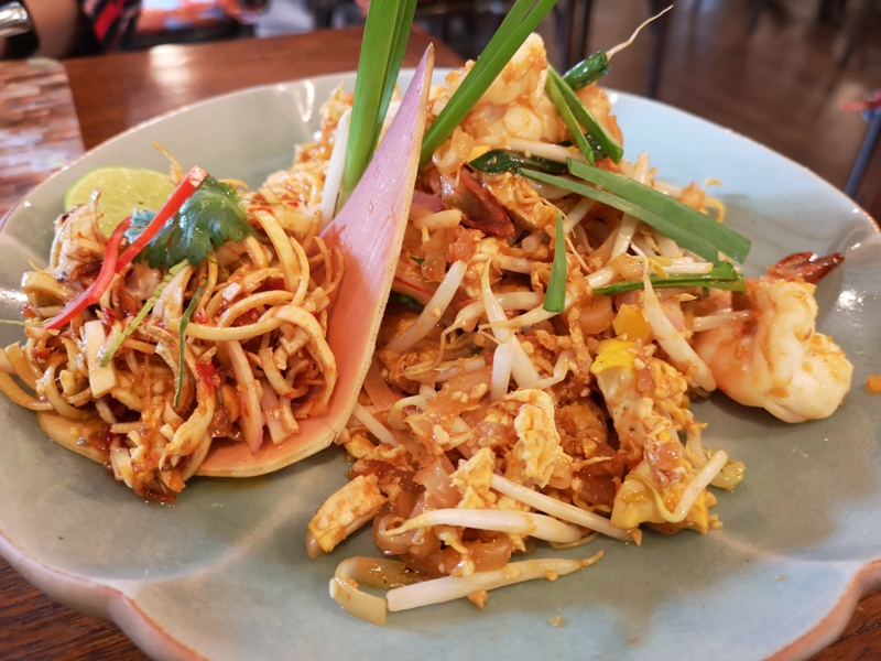 baanthai22 Bangkok-Baan Khanitha Thai Cuisine環境優雅 曼谷米其林推薦泰式美食