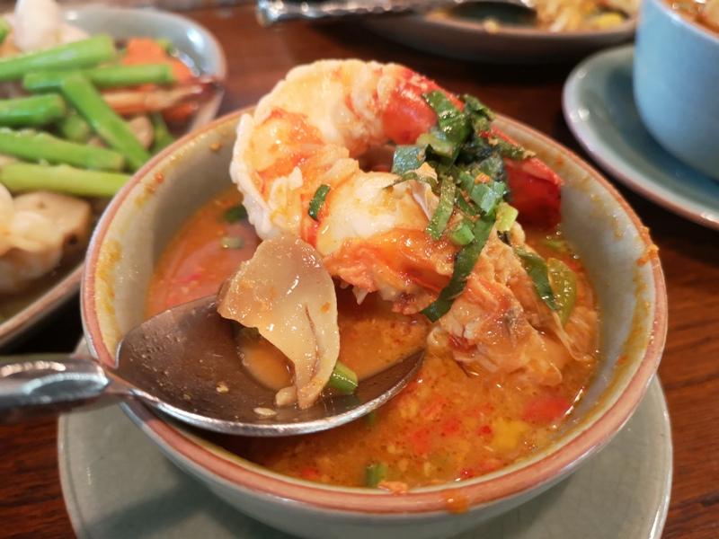 baanthai24 Bangkok-Baan Khanitha Thai Cuisine環境優雅 曼谷米其林推薦泰式美食