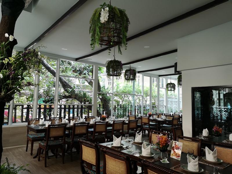baanthai25 Bangkok-Baan Khanitha Thai Cuisine環境優雅 曼谷米其林推薦泰式美食