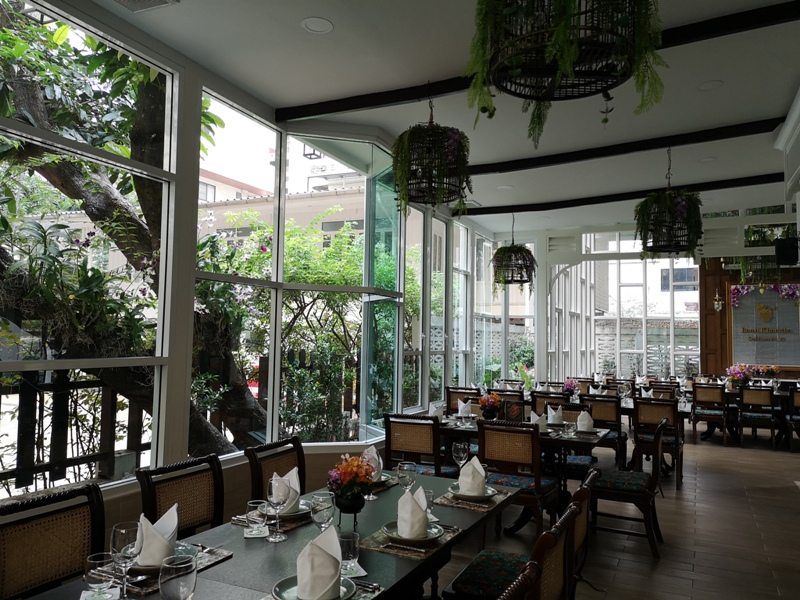 baanthai26 Bangkok-Baan Khanitha Thai Cuisine環境優雅 曼谷米其林推薦泰式美食