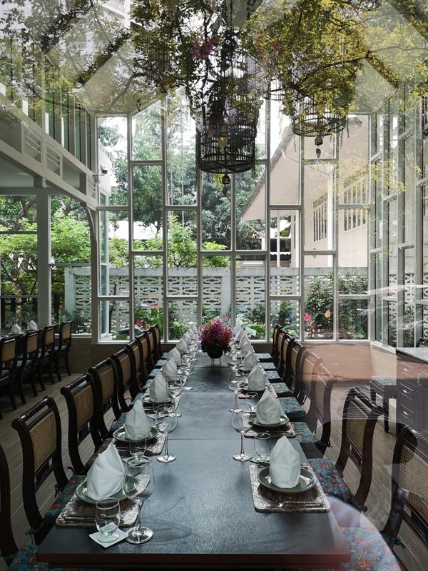 baanthai29 Bangkok-Baan Khanitha Thai Cuisine環境優雅 曼谷米其林推薦泰式美食