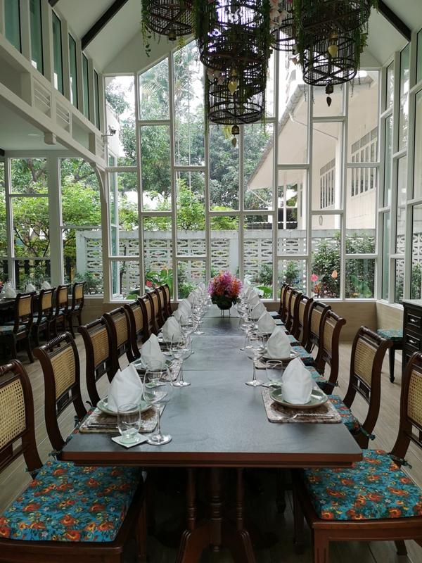 baanthai30 Bangkok-Baan Khanitha Thai Cuisine環境優雅 曼谷米其林推薦泰式美食