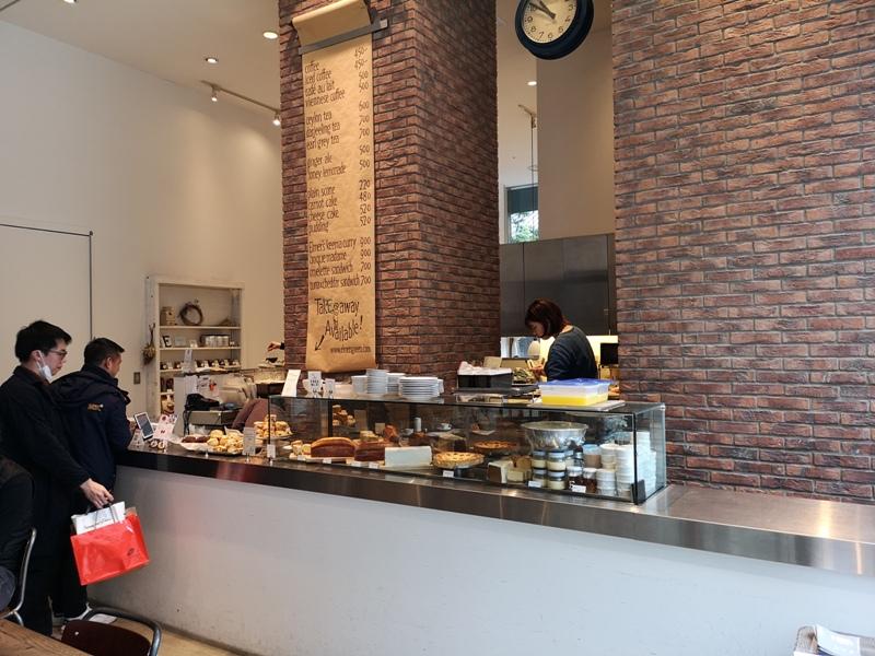 elmersgreen03 Osaka-Elmers Green Cafe大阪北濱 簡單舒適 Scone好吃