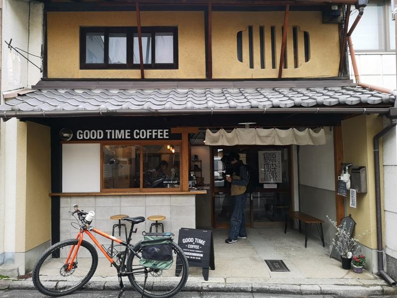 goodtimecoffee02 Kyoto-Good Time Coffee復古懷舊老宅新味道 可愛舒適輕鬆悠閒