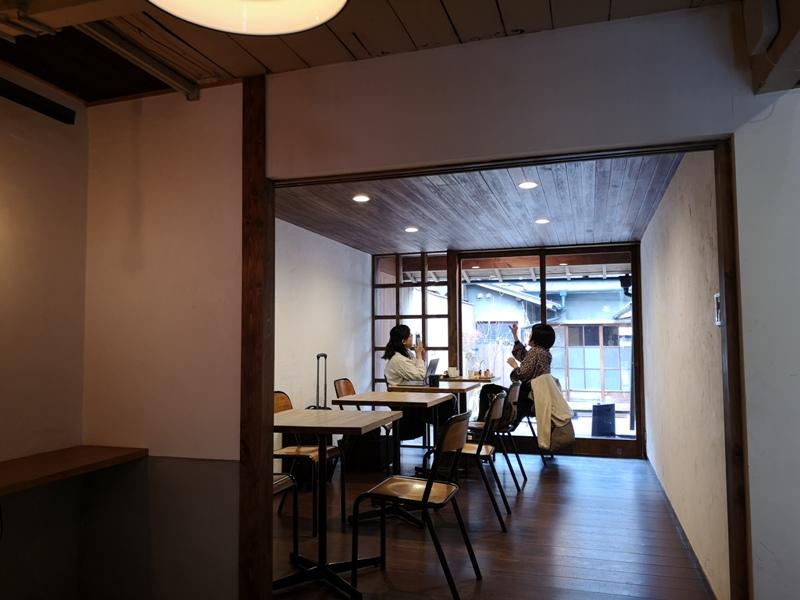 goodtimecoffee04 Kyoto-Good Time Coffee復古懷舊老宅新味道 可愛舒適輕鬆悠閒