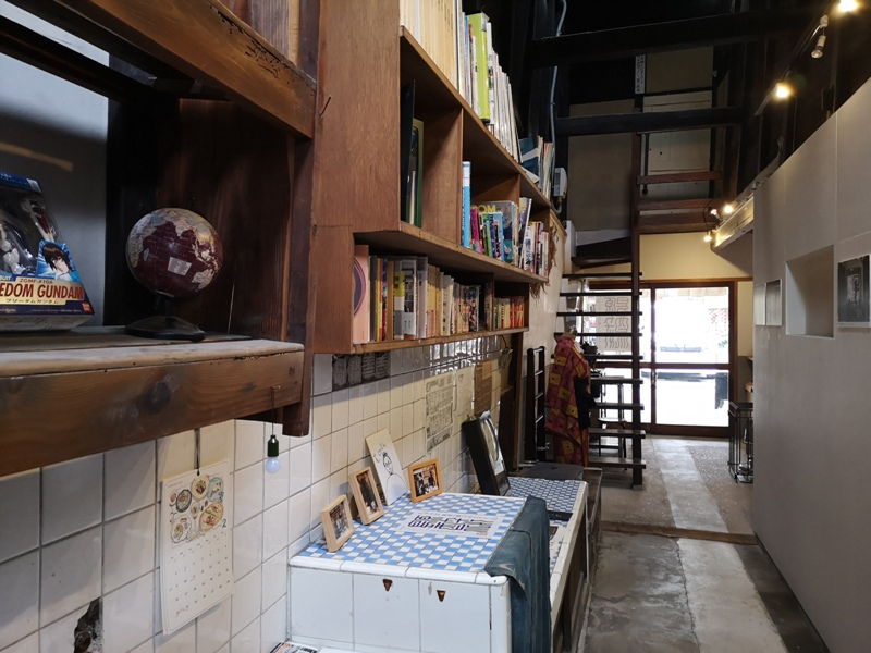 goodtimecoffee07 Kyoto-Good Time Coffee復古懷舊老宅新味道 可愛舒適輕鬆悠閒