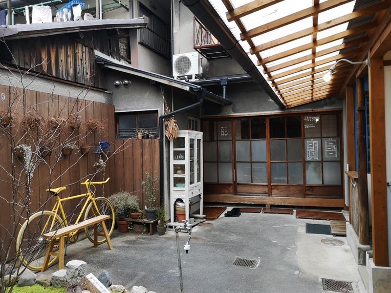 goodtimecoffee08 Kyoto-Good Time Coffee復古懷舊老宅新味道 可愛舒適輕鬆悠閒