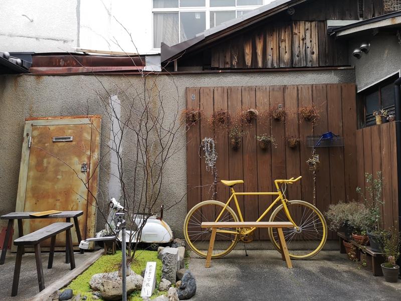goodtimecoffee14 Kyoto-Good Time Coffee復古懷舊老宅新味道 可愛舒適輕鬆悠閒