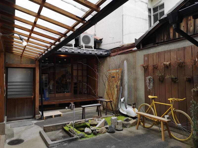 goodtimecoffee15 Kyoto-Good Time Coffee復古懷舊老宅新味道 可愛舒適輕鬆悠閒