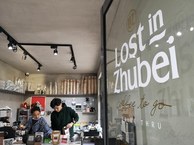 lostinzhubei07 竹北-Lost in Zhubei迷失在竹北的咖啡香氣...貨櫃屋小巧具設計感 咖啡風味迷人
