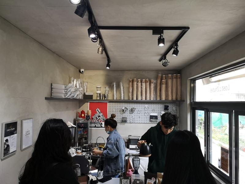 lostinzhubei08 竹北-Lost in Zhubei迷失在竹北的咖啡香氣...貨櫃屋小巧具設計感 咖啡風味迷人