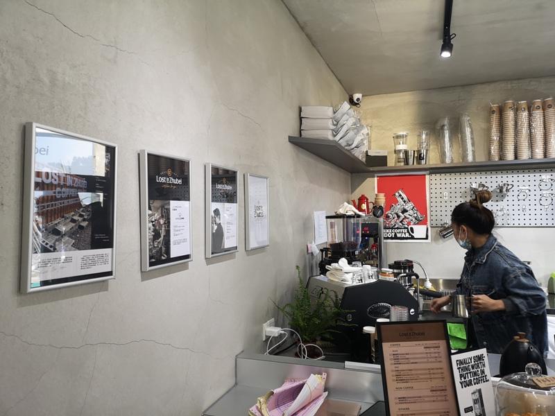 lostinzhubei12 竹北-Lost in Zhubei迷失在竹北的咖啡香氣...貨櫃屋小巧具設計感 咖啡風味迷人