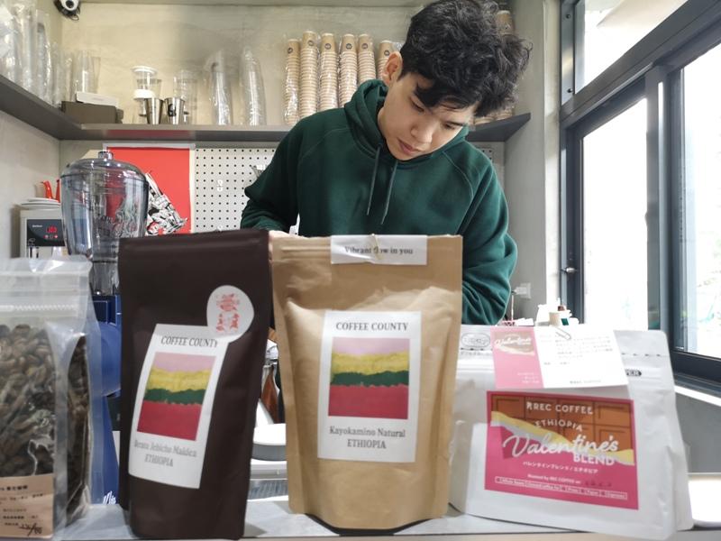 lostinzhubei14 竹北-Lost in Zhubei迷失在竹北的咖啡香氣...貨櫃屋小巧具設計感 咖啡風味迷人