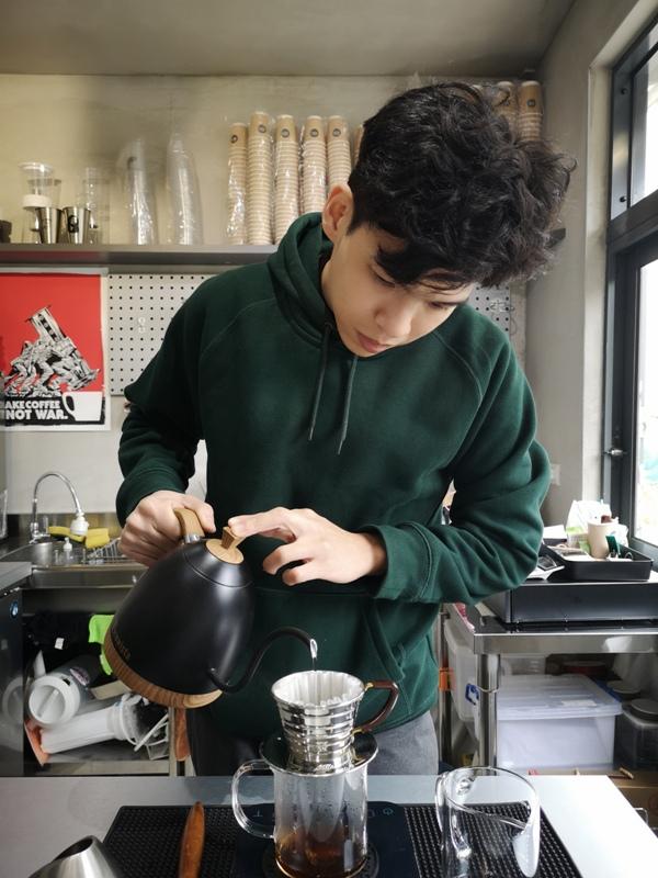lostinzhubei15 竹北-Lost in Zhubei迷失在竹北的咖啡香氣...貨櫃屋小巧具設計感 咖啡風味迷人