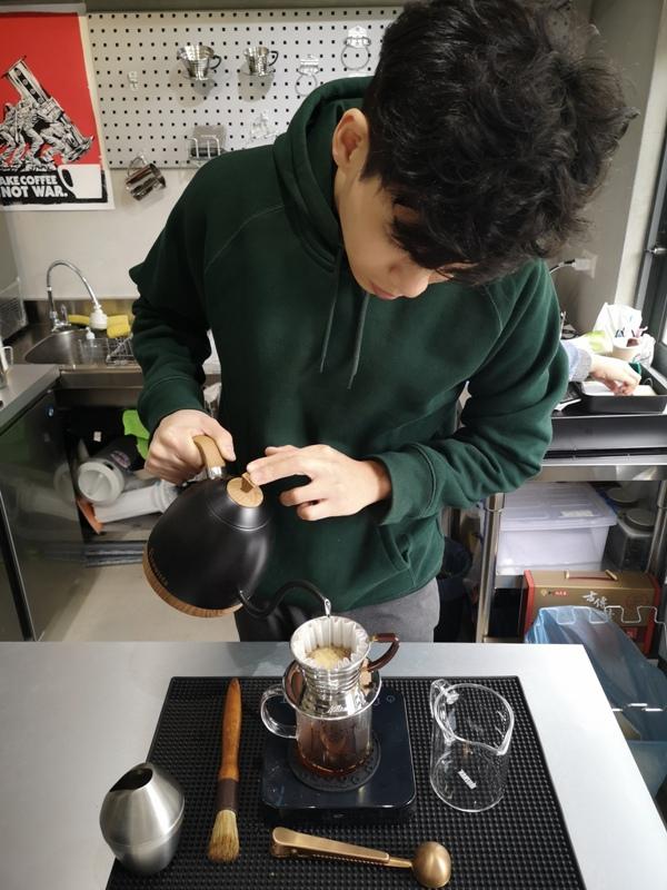 lostinzhubei16 竹北-Lost in Zhubei迷失在竹北的咖啡香氣...貨櫃屋小巧具設計感 咖啡風味迷人