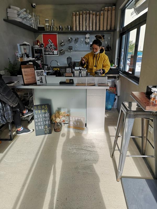 lostinzhubeicoffee3 竹北-Lost in Zhubei迷失在竹北的咖啡香氣...貨櫃屋小巧具設計感 咖啡風味迷人