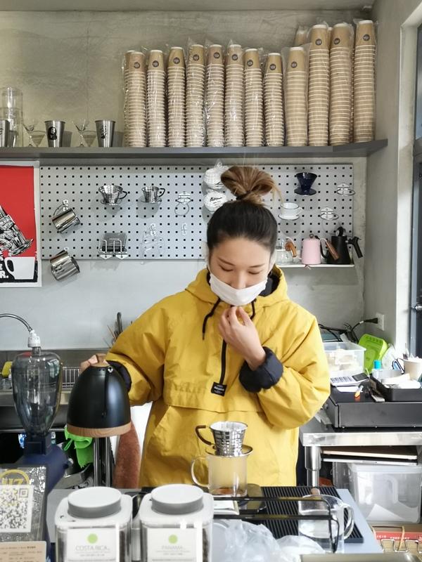 lostinzhubeicoffee5 竹北-Lost in Zhubei迷失在竹北的咖啡香氣...貨櫃屋小巧具設計感 咖啡風味迷人