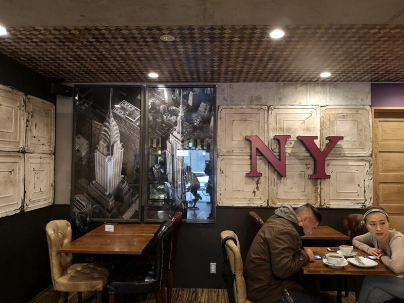 mondialcoffee05 Osaka-Mondial Kaffee大阪難波附近美式復古風咖啡館 果真冠軍的拉花啊