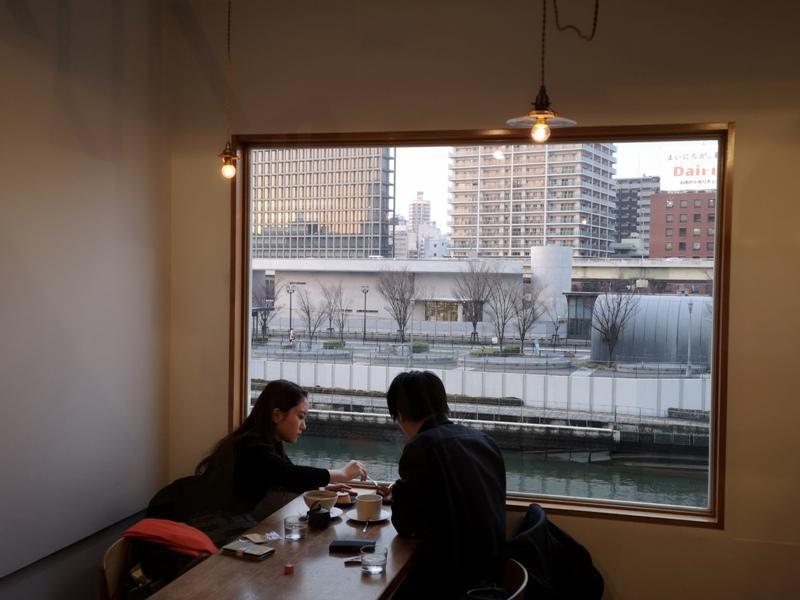 motocoffee10 Osaka-大阪Moto Coffee門前有小河 小空間大滿足的咖啡館