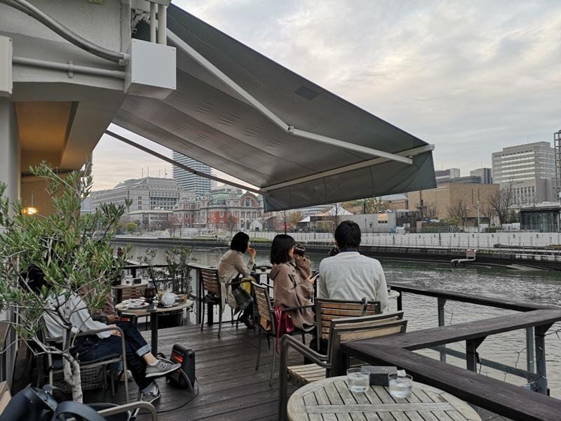 motocoffee11 Osaka-大阪Moto Coffee門前有小河 小空間大滿足的咖啡館