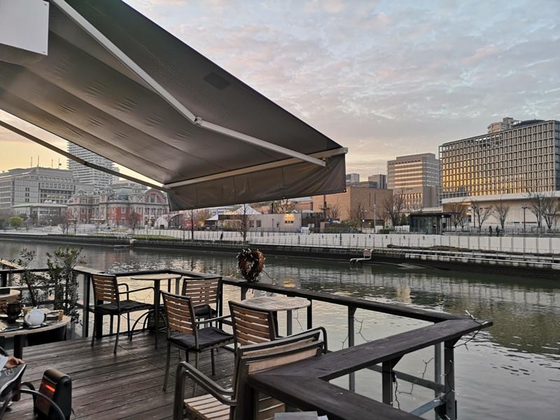 motocoffee12 Osaka-大阪Moto Coffee門前有小河 小空間大滿足的咖啡館