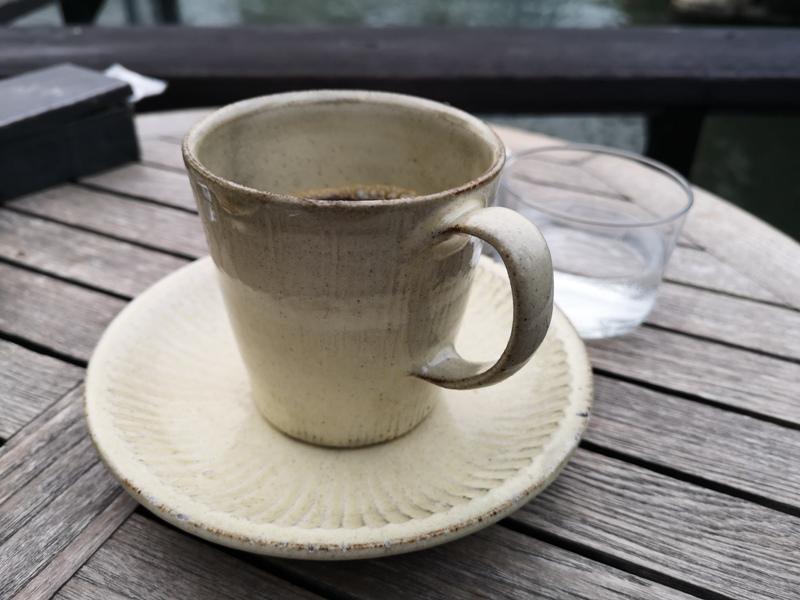 motocoffee15 Osaka-大阪Moto Coffee門前有小河 小空間大滿足的咖啡館