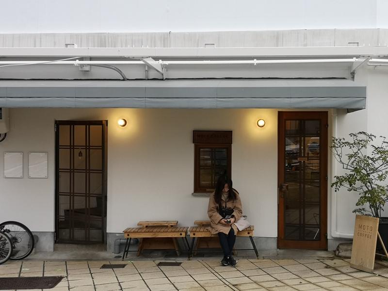 motocoffee3 Osaka-大阪Moto Coffee門前有小河 小空間大滿足的咖啡館
