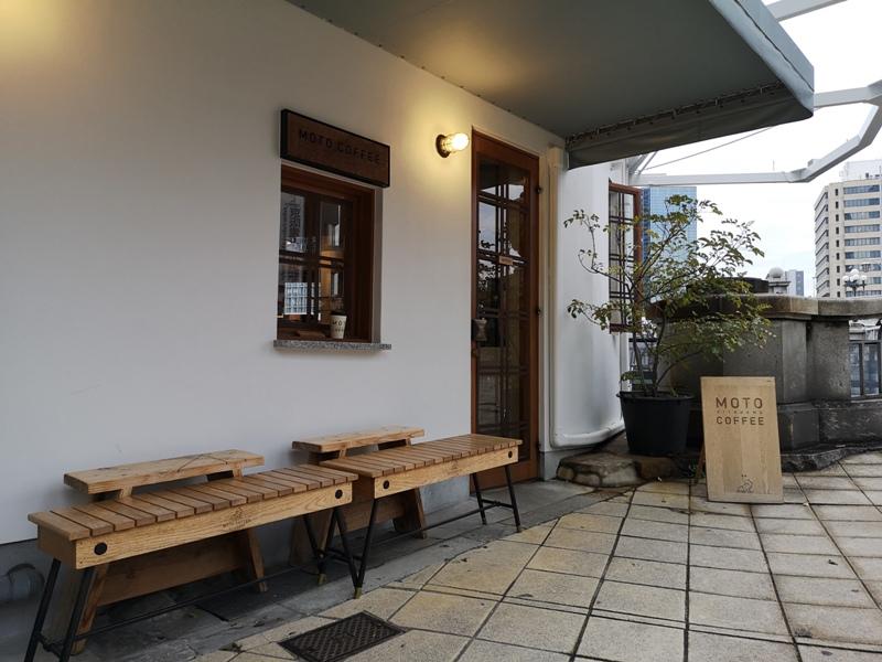 motocoffee4 Osaka-大阪Moto Coffee門前有小河 小空間大滿足的咖啡館