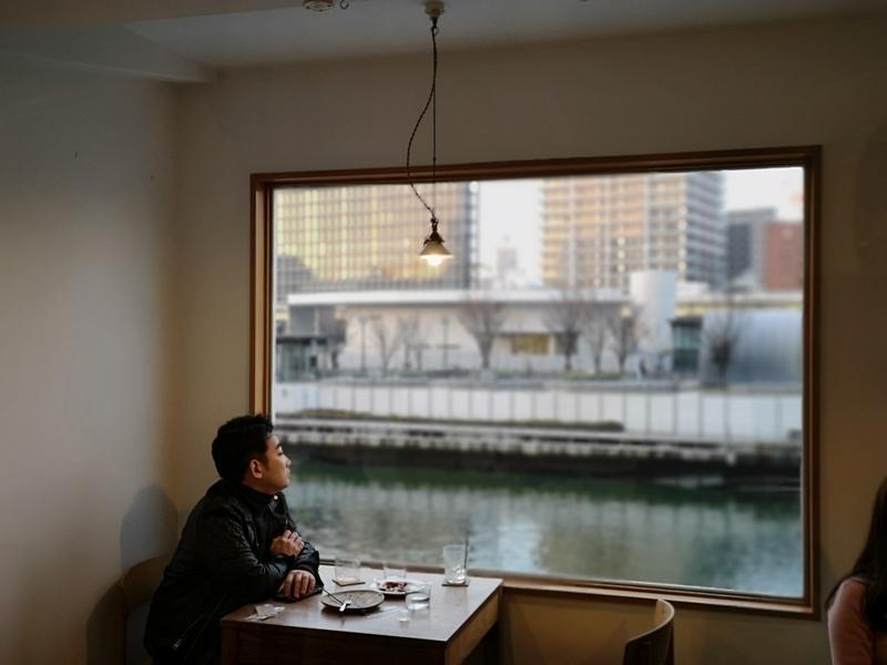 motocoffee9 Osaka-大阪Moto Coffee門前有小河 小空間大滿足的咖啡館