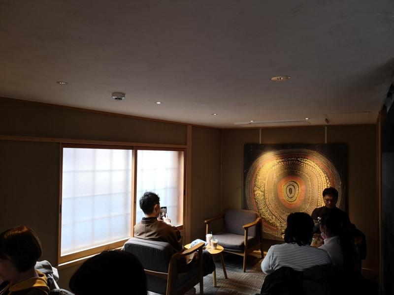 starbuckskyoto07111 Kyoto-星巴克 京都二寧坂ヤサカ茶屋店 滿滿日式京町風格 全球唯一榻榻米設計但搶不到