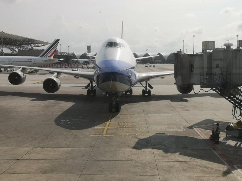 tpebkk01 202001台北曼谷一個月兩飛曼谷