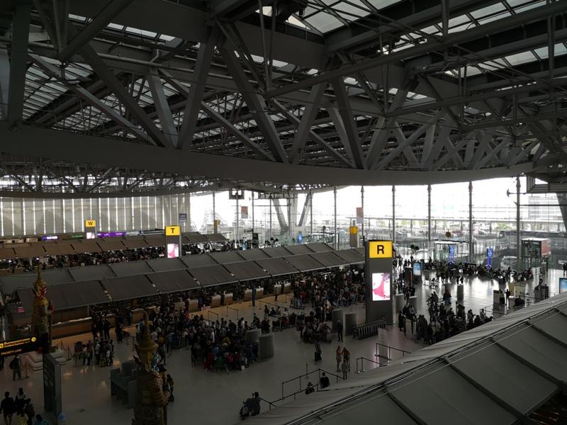 tpebkk10 202001台北曼谷一個月兩飛曼谷