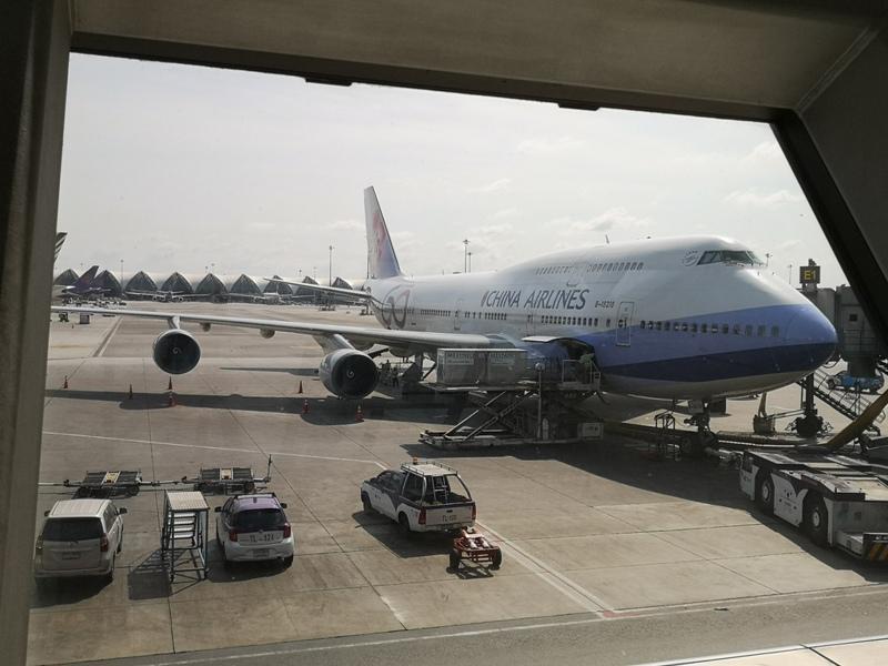 tpebkk13 202001台北曼谷一個月兩飛曼谷
