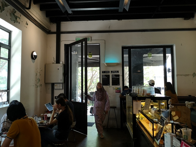 VCR05 Kuala Lumpur-吉隆坡冠軍名店VCR 果真名店咖啡好喝食物好吃