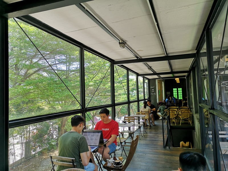 VCR09 Kuala Lumpur-吉隆坡冠軍名店VCR 果真名店咖啡好喝食物好吃