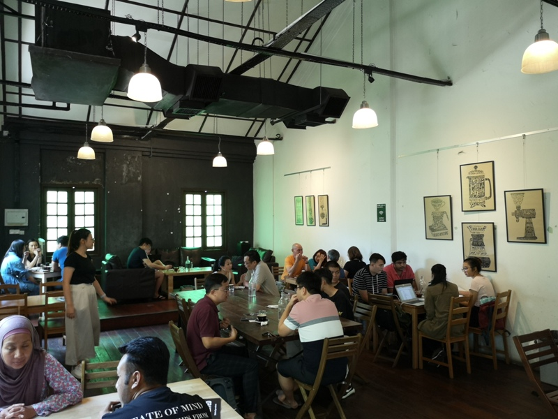 VCR10 Kuala Lumpur-吉隆坡冠軍名店VCR 果真名店咖啡好喝食物好吃