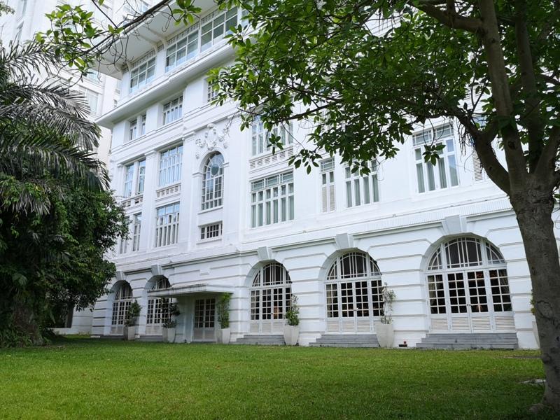 majestickl07 Kuala Lumpur-Majestic Hotel古典雅致 百年建築的的內涵 吉隆坡大華酒店