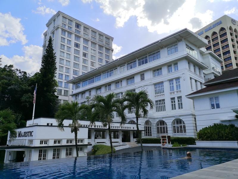 majestickl54 Kuala Lumpur-Majestic Hotel古典雅致 百年建築的的內涵 吉隆坡大華酒店
