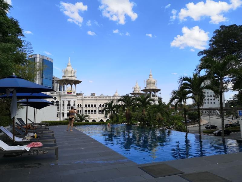 majestickl55 Kuala Lumpur-Majestic Hotel古典雅致 百年建築的的內涵 吉隆坡大華酒店