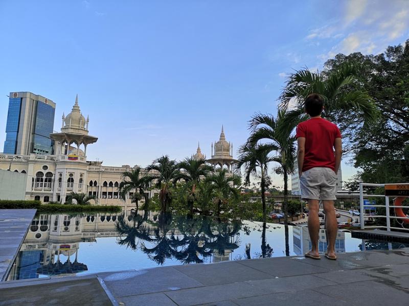 majestickl57 Kuala Lumpur-Majestic Hotel古典雅致 百年建築的的內涵 吉隆坡大華酒店