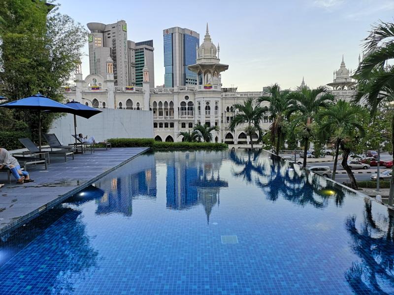 majestickl59 Kuala Lumpur-Majestic Hotel古典雅致 百年建築的的內涵 吉隆坡大華酒店